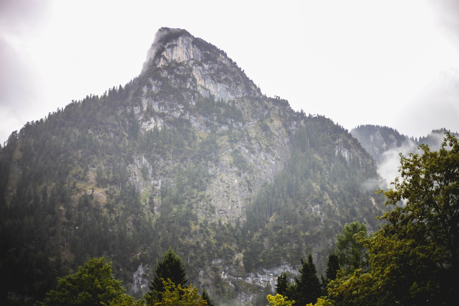oberammergau mountains