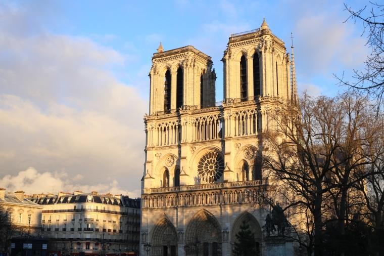 Paris Babymoon