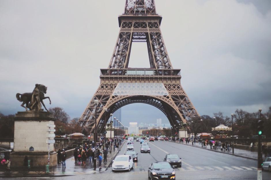 Babymoon in Paris
